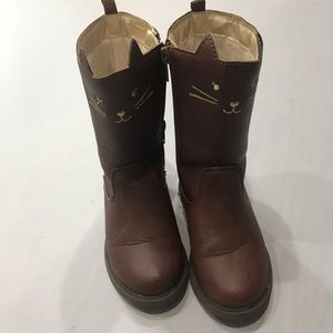Carters toddler Cat Boots